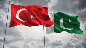 Pakistandan şehit edilen 13 Türk vatandaşı için başsağlığı