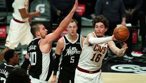 NBAde Gecenin Sonuçları: Cedi Osmanın 20 sayısı Cavaliersa yetmedi