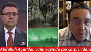 Abdullah Ağar canlı yayında açıkladı: Sahadan gelen bir başka bilgi var...