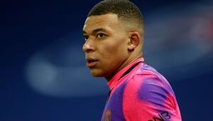 Kylian Mbappe transfer kararını verdi Yeni sözleşme...