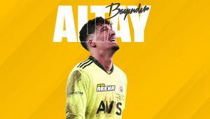 Fenerbahçenin 12 puanını kurtardı, değerini 18e katladı; Altay Bayındır
