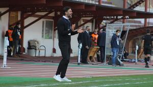 Ömer Erdoğanın hedefi Hataysporla Süper Ligde kalıcı olmak