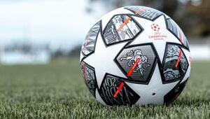 UEFA, Şampiyonlar Liginin yeni topunu tanıttı İstanbul detayı...