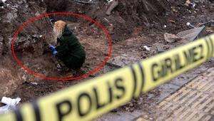 Yer Ankara... Hemen çalışmayı durdurdular Kemik parçaları bulundu