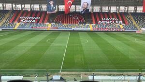 Gençlerbirliği-Beşiktaş maçı yoğun kar altında oynanacak