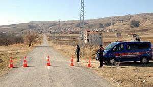 Toplu cenaze namazı kılınan mahallede koronavirüs karantinası