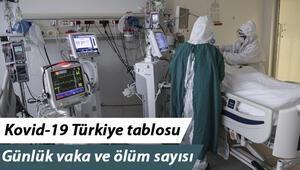 21 Şubat koronavirüs vaka sayılarında son durum Sağlık Bakanlığı Türkiye  il il corona virüs vaka tablosu ve iyileşen sayılarında dikkat çeken gelişme