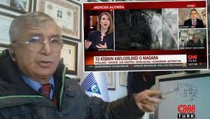 Prof. Dr. Mesut Hakkı Caşın canlı yayında anlattı Gara'da çok çarpıcı ABD detayı…