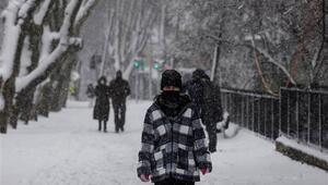 Kar yağışı kaç gün sürecek İşte İstanbul, Ankara ve tüm illerimizde hava durumu