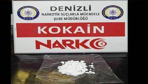 Denizlide uyuşturucuya 9 tutuklama