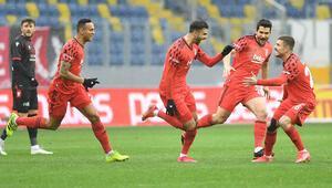 Gençlerbirliği 0-3 Beşiktaş (Maçın golleri ve özeti)