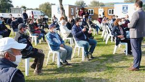 Gençler Tarım Kampı'nda bir araya gelecek