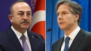 Son dakika haberi: Bakan Çavuşoğlu, ABDli mevkidaşı Blinken ile görüştü