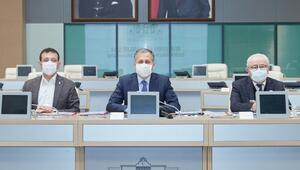 İstanbul Valisi Yerlikayanın başkanlığında yerel yönetimler değerlendirme toplantısı yapıldı