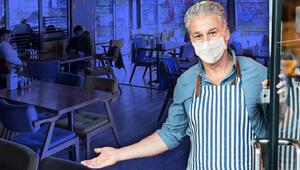 Kafe ve restoranlar için yeni öneriler... Kapalı mekanda 45 dakika