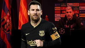 Leandro Paredestan canlı yayında Messi sözleri Transfer...