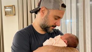 Alişan ve Elizden yeni fotoğraf: Kız babası olmak kolay değil