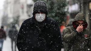 Kar yağışı İstanbulu ne zaman terk edecek Prof. Dr. Orhan Şen açıkladı...
