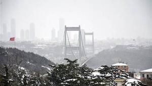 AKOM: İstanbulda kar kalınlığı 45 santimetreye kadar çıktı