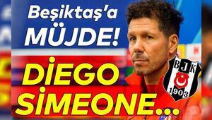 Diego Simeone, Francisco Monteronun Beşiktaşta devam etmesini istiyor