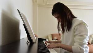 Yıldırım Müzik Akademisi ile hayata tutuntu