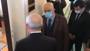 CHPli Berberoğlu, 8 ay sonra Mecliste