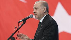 Cumhurbaşkanı Recep Tayyip Erdoğan, partisinin Trabzon 7. Olağan İl Kongresinde konuştu