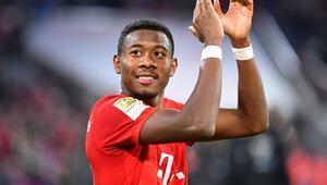 Son Dakika: David Alaba, Bayern Münihten ayrılacağını açıkladı