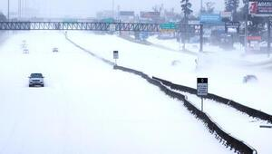Teksasta kış fırtınası can aldı: 11 ölü