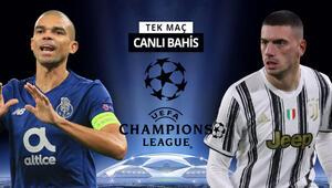 Merih Demiral bu akşam ilk 11de olacak mı Juventusun Porto deplasmanında iddaa oranı...