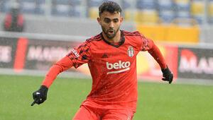 Rachid Ghezzal Beşiktaş'ta ışıl ışıl