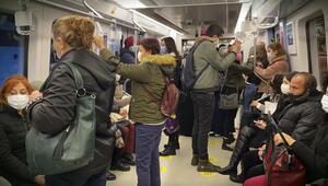 Toplu taşımada salgın etkisi