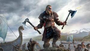 Assassins Creed Valhalla için yeni güncelleme