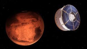 NASAnın uzay aracı yarın Marsa iniş yapacak
