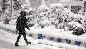 19 Şubat'ta okullar tatil mi Yarın okullar var mı Gözler kar tatili haberlerinde