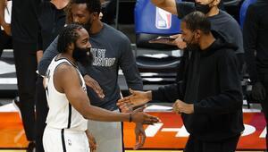 NBAde Gecenin Sonuçları: Brooklyn Nets, 24 sayı geriden gelerek kazandı