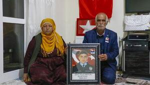 Gara şehidi polisin babası: Yurt dışından arayan alçaklara kanmıyorum