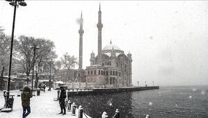 İstanbulda kar yağışı ne zaman bitecek İşte Meteorolojiden gelen son bilgiler