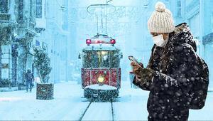 Meteorolojiden son dakika İstanbul açıklaması Kar yağışı ne zaman bitecek