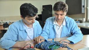 MEBden Mesleki Eğitimde 1000 Okul Projesine destek