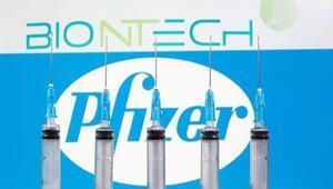 BioNTech/Pfizer, ABye 200 milyon doz daha Kovid-19 aşısı verecek
