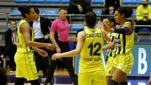 Kadınlar Basketbol Süper Ligi | Fenerbahçe Öznur Kablo 72-48 Birevim Elazığ İl Özel İdare