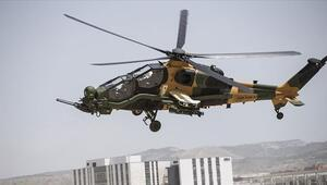 Atak helikopteri Faz-2 versiyonunun ilk teslimatları yapıldı