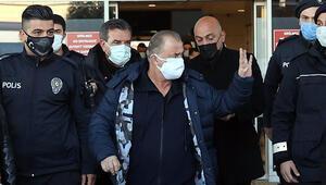 Galatasaraya Antalya'da coşkulu karşılama