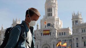 İspanyada son 24 saatte koronavirüsten 337 kişi hayatını kaybetti