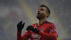 Beşiktaşta Rachid Ghezzal 2 hafta yok