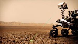 'Azim' robotu Mars'a iniyor