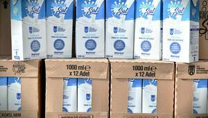 60 bin litre süt dağıtılacak