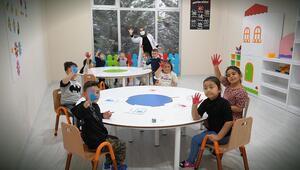 Kreş Adası eğitime başladı