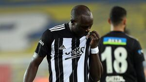 Beşiktaşlı futbolcu Vincent Aboubakar baba oldu